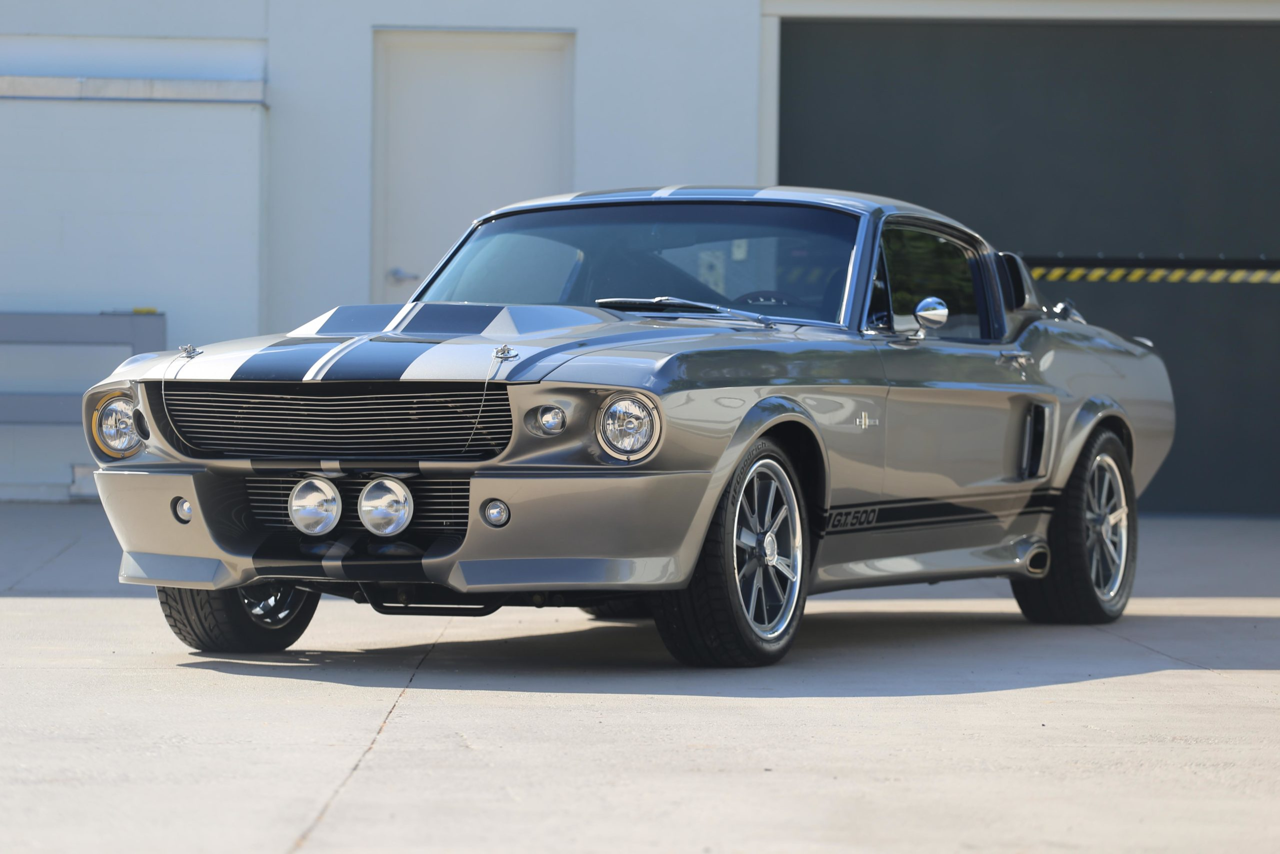 """1967 Ford Mustang GT500 """"Eleanor"""" Tribute (Gone in 60 ..."""